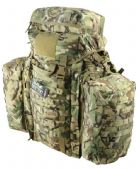 BRITISH TERRAIN PATTERN TACTICAL ASSAULT PACK WITH SIDE POCKETS